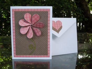 Happy Hearts card by Mary Ann Aschenbrenner